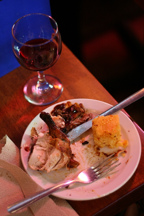 Taste of the delicious barbeque at the new Memphis Blues on Robson