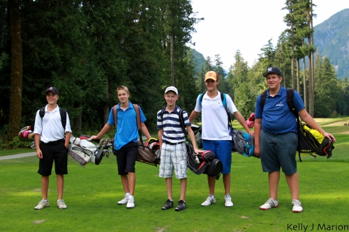 Sandpiper Young Golfers