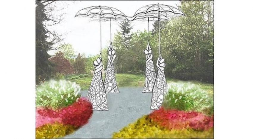 Love locks sculpture proposed for Queen Elizabeth Park