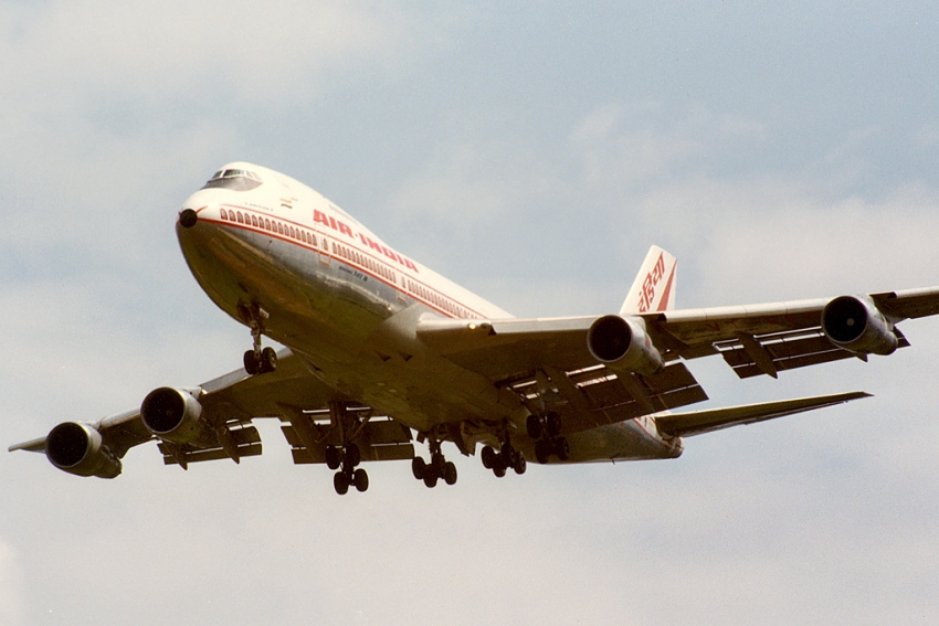 The aircraft involved in Air India June 23, 1985 crash