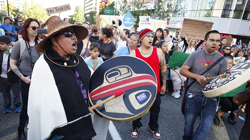 Enbridge, pipeline, Northern Gateway, Ellis Ross, Haisla Nation