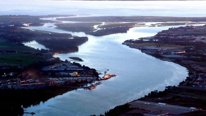 WesPac, Fraser River, British Columbia