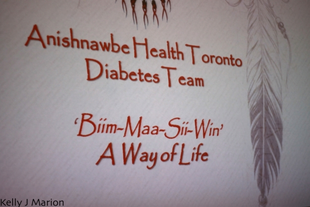 Anishnawbe Health Toronto Diabetes Team