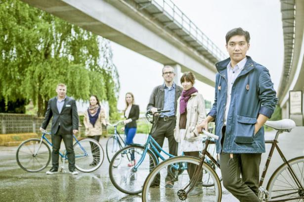 Vancouver Cycle Chic--Can Vancouverites be cycle chic?