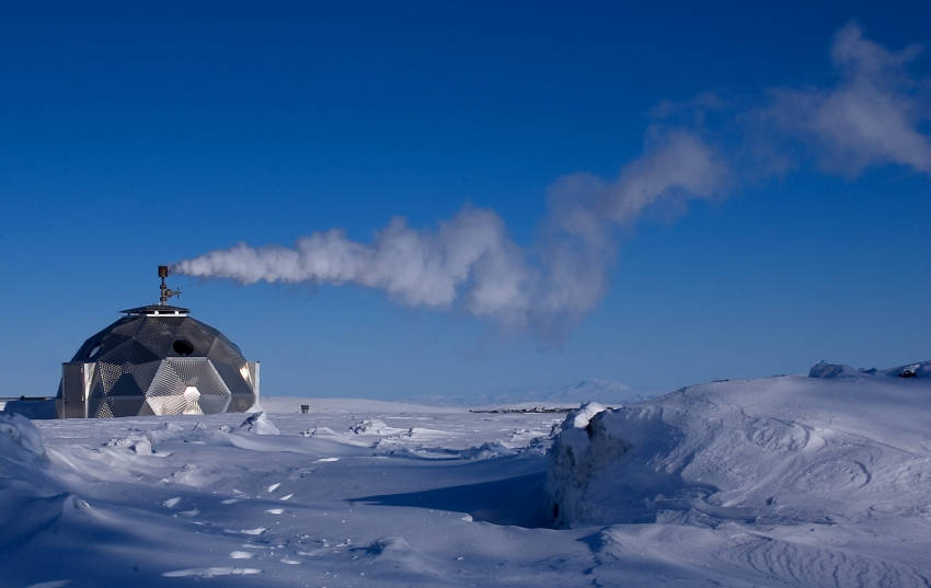 Why BC's future should be a geothermal one. Photo by Lydur Skulason via Flick