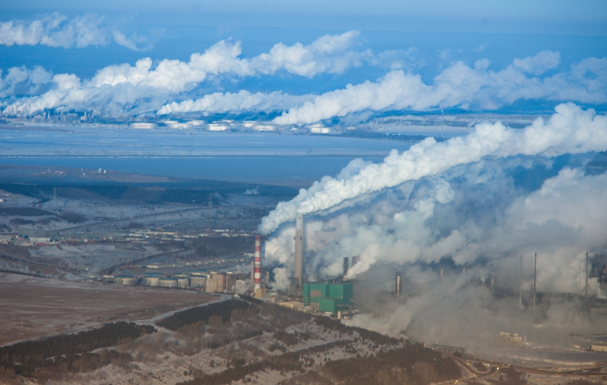 Alberta Tar Sands at Fort McMurray - Photo by Kris Krug
