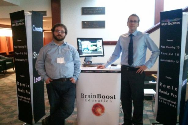 Matt Giammarino, founder of BrainBoost Education