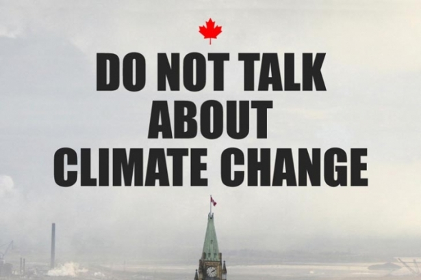 Do Not Talk About Climate Change - It's Against Government Policy