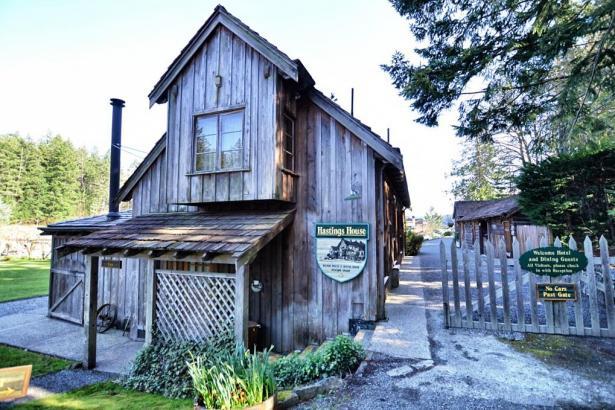 Hastings House On Salt Spring Island Bc Country Inn