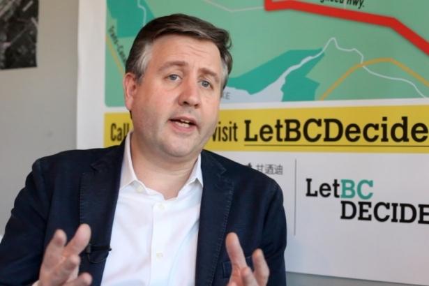 NDP MP Kennedy Stuart - LetBCDecide.ca - Mychaylo Prystupa