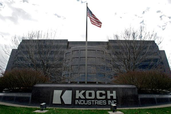 Koch industries web of influence vancouver observer for Küche industrielook