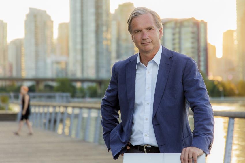 NPA mayoral candidate Kirk LaPointe - Joel Grenz