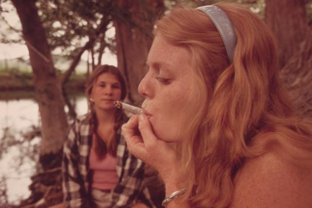 Puff, puff, pass: Getting high in Texas