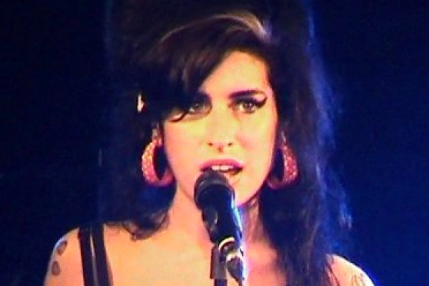 Amy WInehouse in Berlin, 2007