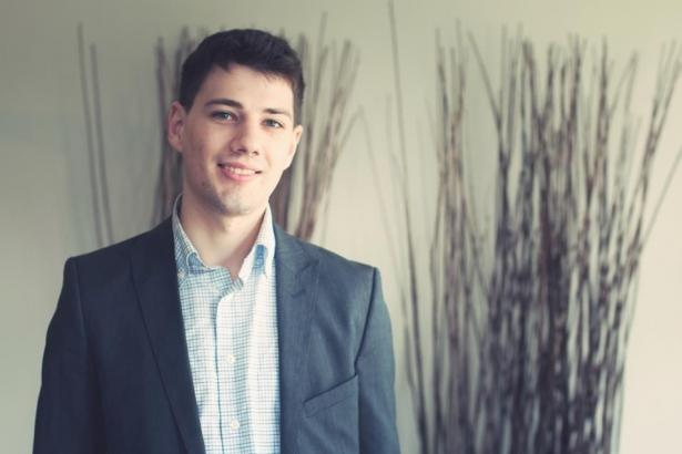 Trevor Loke, Founder/COO of Weeve