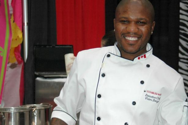 Executive Chef Victor Bongo