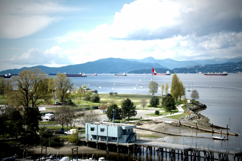 Canadian Coast Guard, Canadian politics, English Bay oil spill, environment
