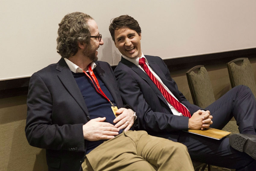Gerald Butts, Justin Trudeau, Liberal Party, 2015 federal election