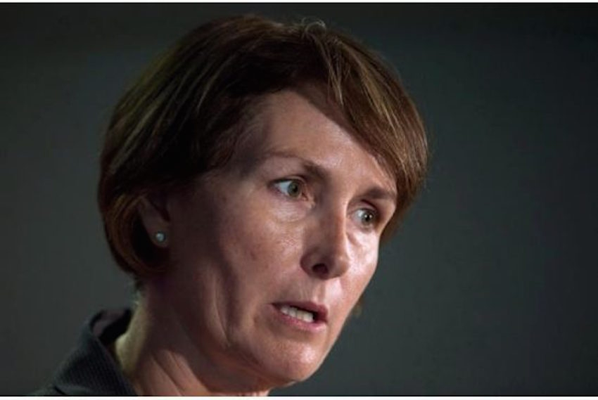 B.C. Representative for Children and Youth Mary Ellen Turpel-Lafond