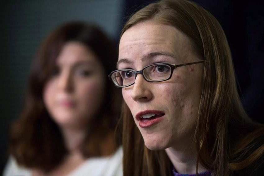 Glynnis Kirchmeier filed a human rights complaints against UBC