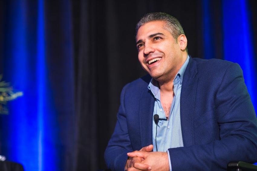 Mohamed Fahmy at UBC