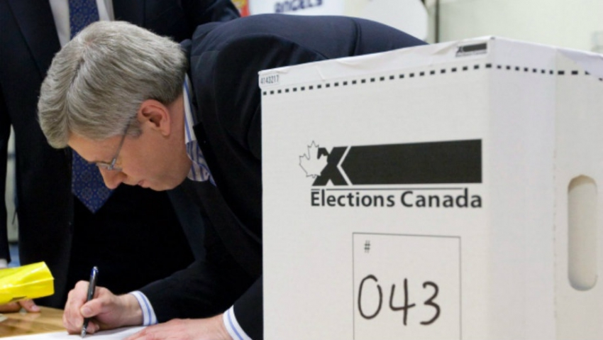 Canadian election, federal election, election 2015, Harper