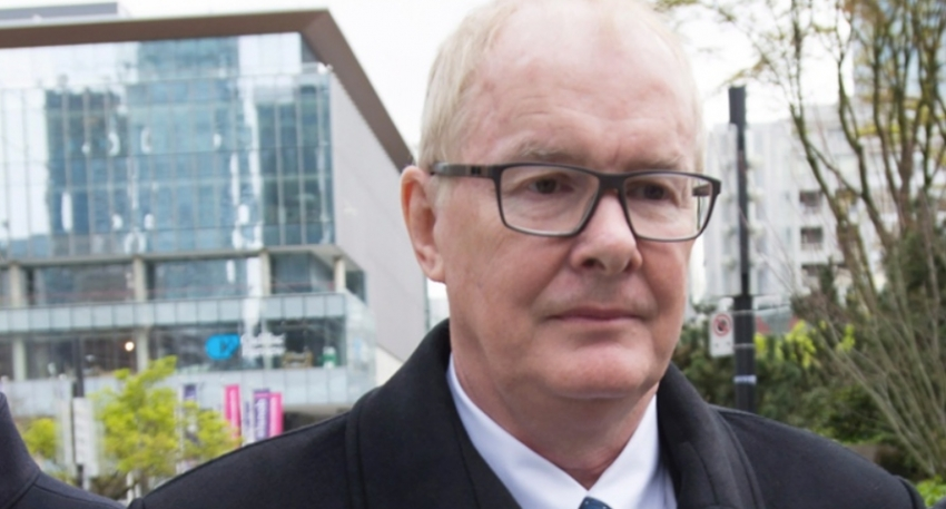 John Furlong attends court in March. Canadian Press file photo
