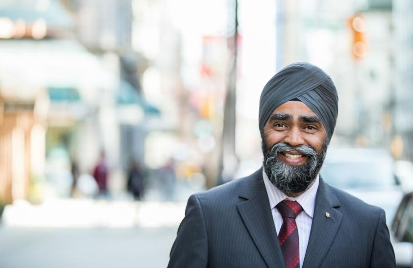 Harjit Sajjan, Vancouver South, 2015 election, BC ridings