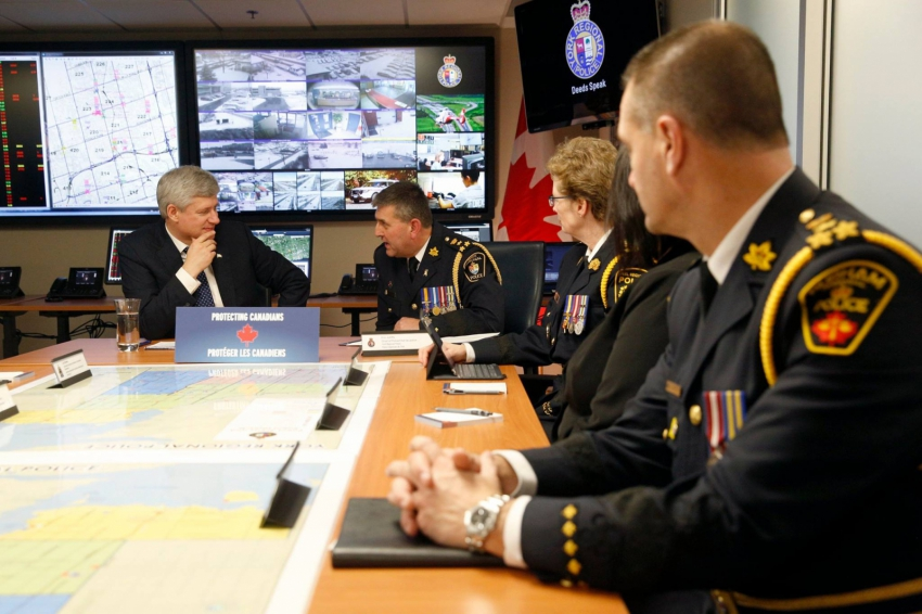 Bill C-51, CSIS, Stephen Harper's terror bill