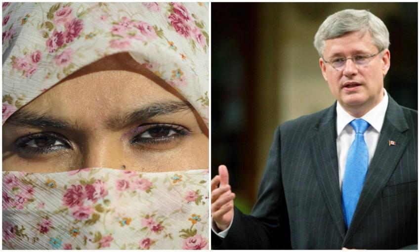 hijab, anti-women, Cdnpoli