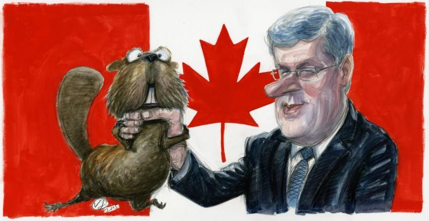 Canadian history?
