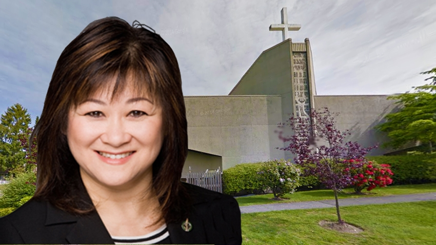 Wai Young, Conservative MP, Vancouver South and Harvest City Church