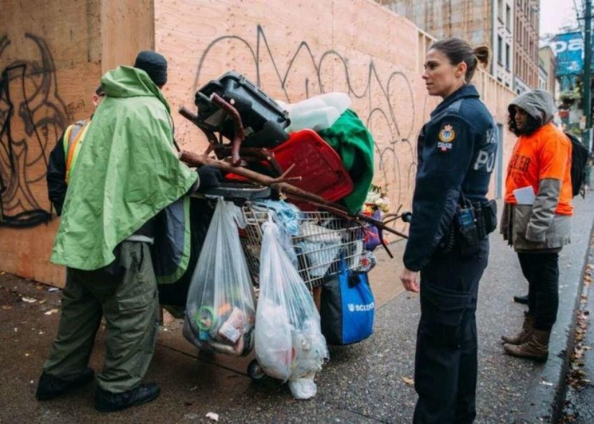 homeless, homelessness, Vancouver rental market