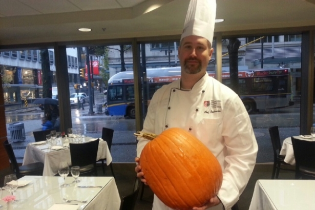 Ben Kiely is a chef instructor at The International Culinary School