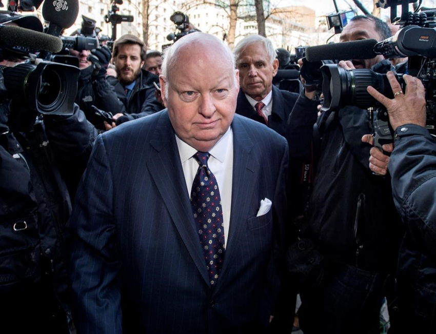 'Not guilty, Your Honour,' Mike Duffy says on Day 1 of Senate expenses trial