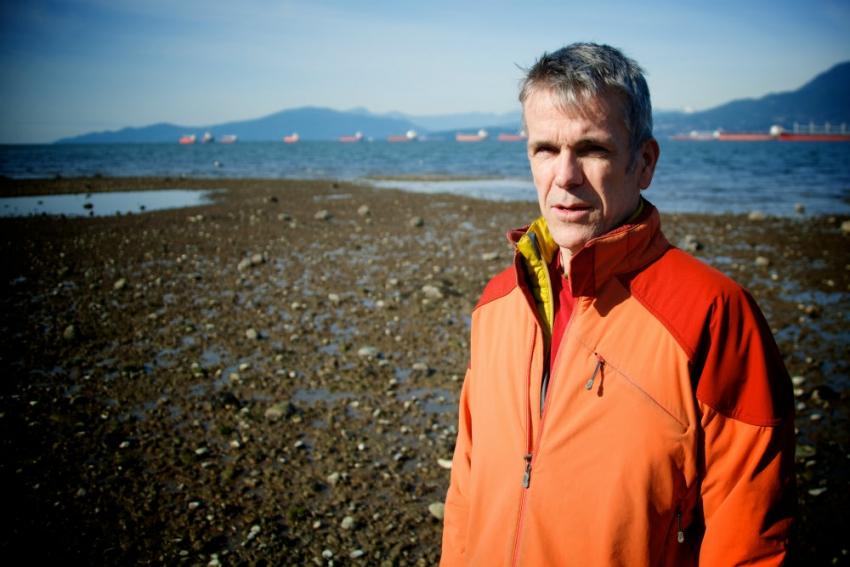 Port of Vancouver, VTACC, Fraser coal terminal, B.C. climate change