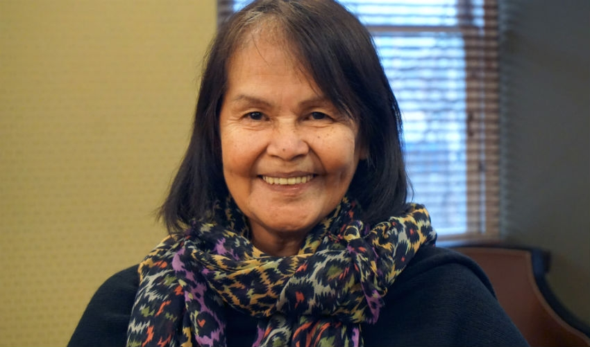 Truth and Reconciliation Commission, Lillian Howard, residential school survivor