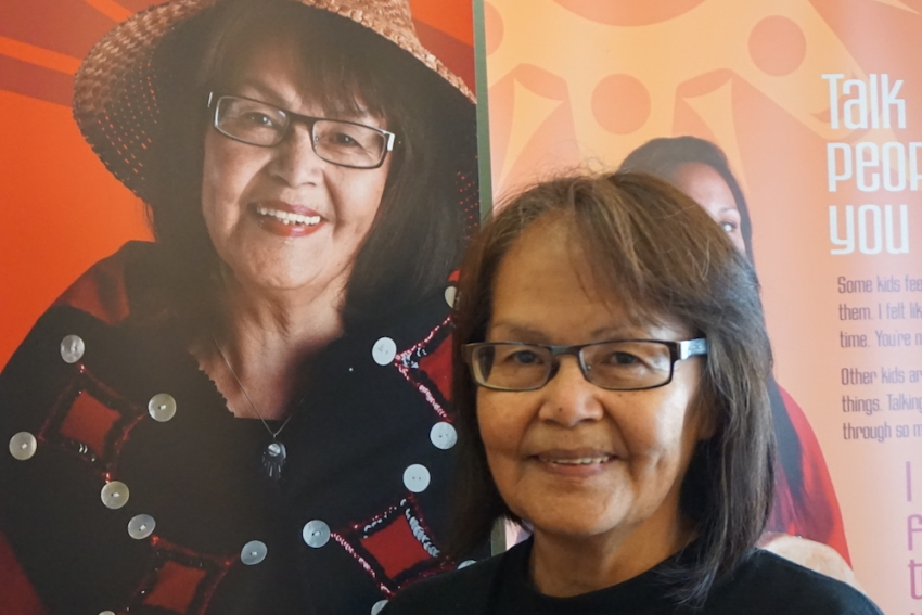 Lillian Howard, residential school survivor