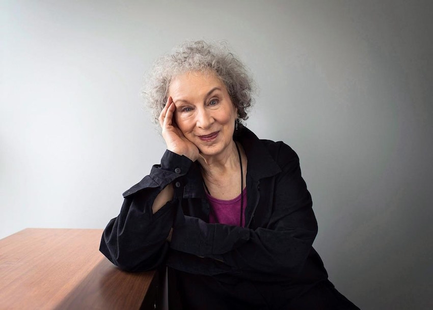 Margaret Atwood publishes graphic novel