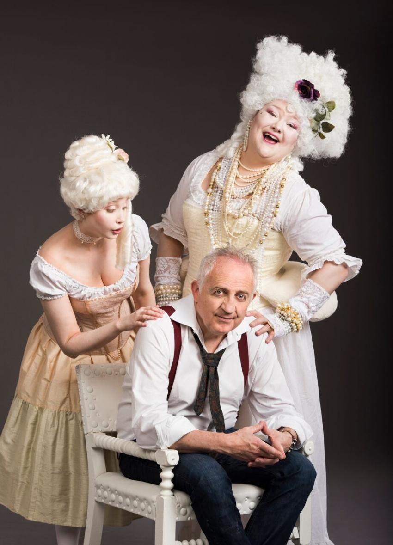 Mozart, Lost & Found by City Opera
