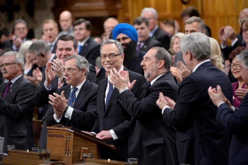 Canadian Politics, Budget 2015, Conservative Party of Canada, Joe Oliver, Stephe