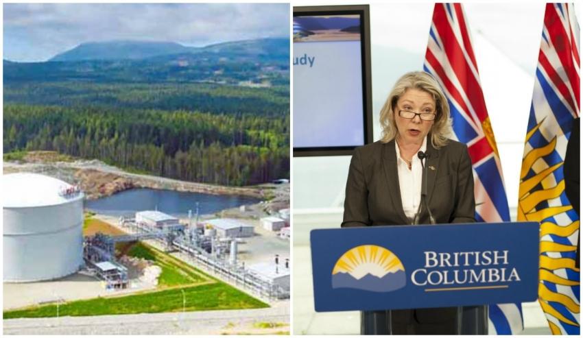 Mary Polak, B.C. Environment, Land spill, oil spill, disaster, emergency