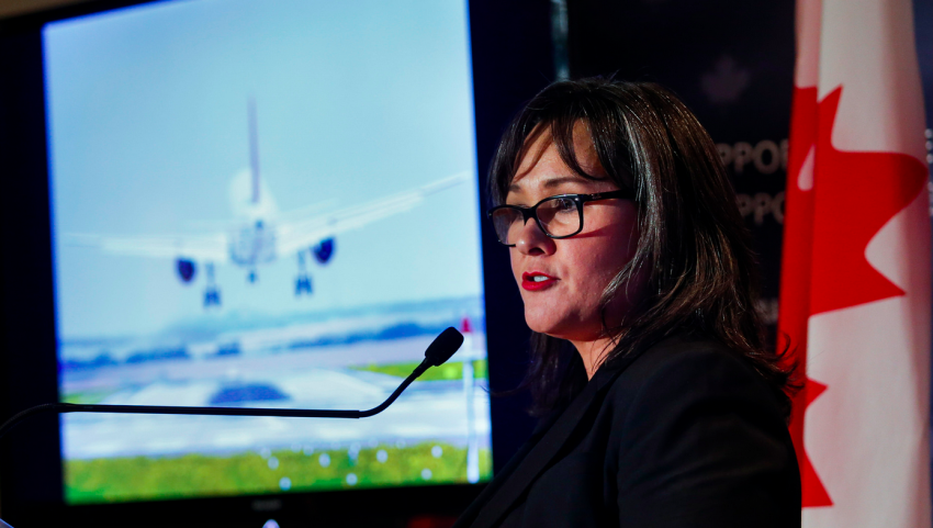 Environment Minister Leona Aglukkaq - CP Photo