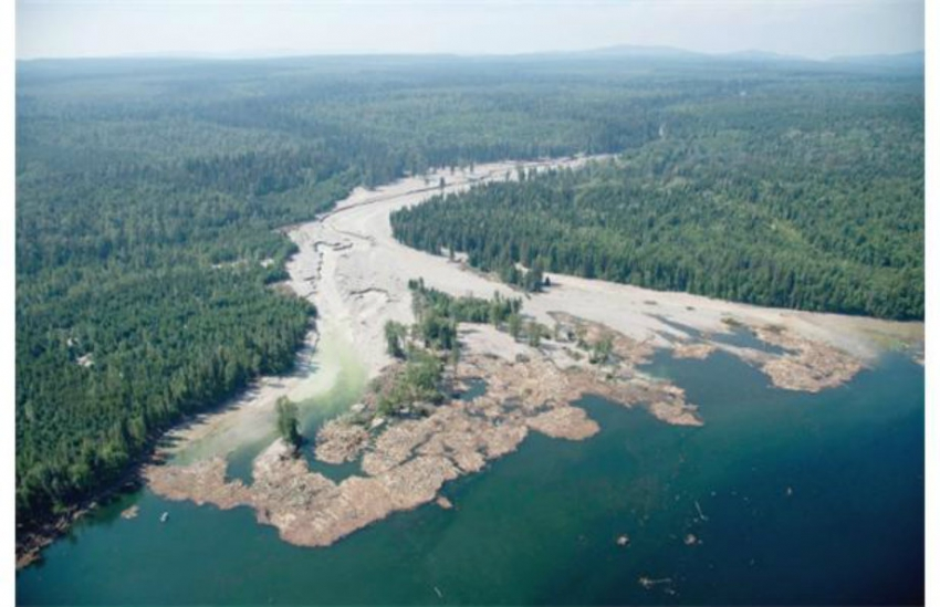 Mount Polley Mine disaster, Quesnel Lake, imperial metals, Tailings pond