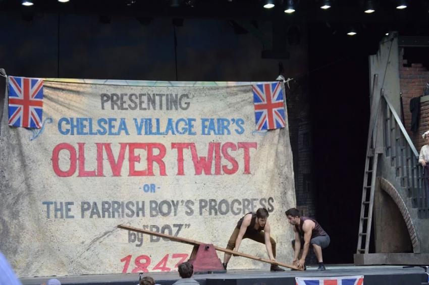 Theatre under the Stars: Oliver!