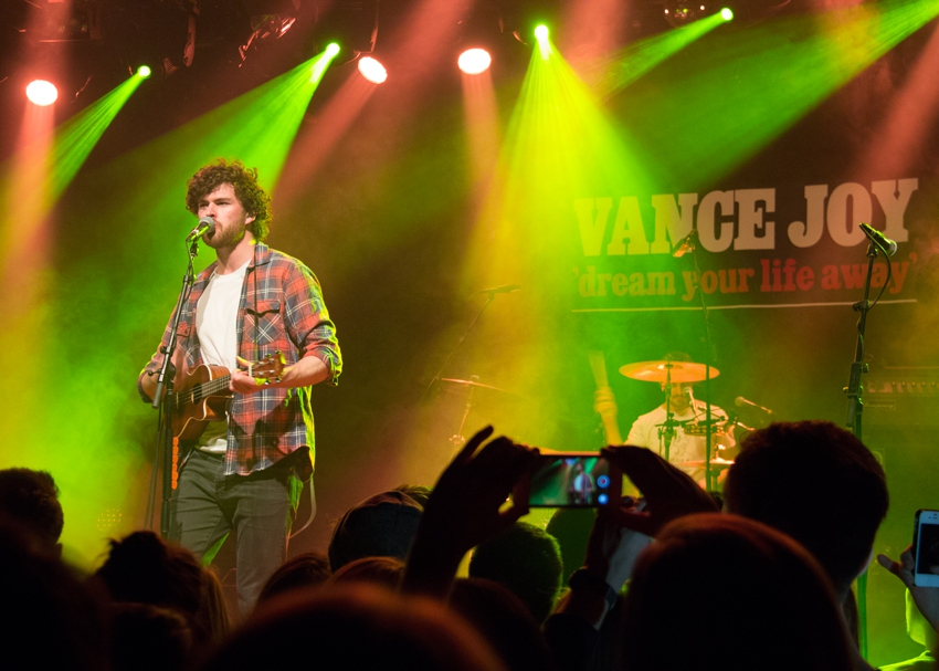 Vance Joy photos by Craig Fleisch
