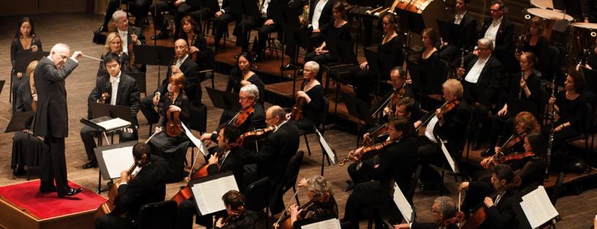 Vancouver Symphony New Music Festival. Photo courtesy VSO