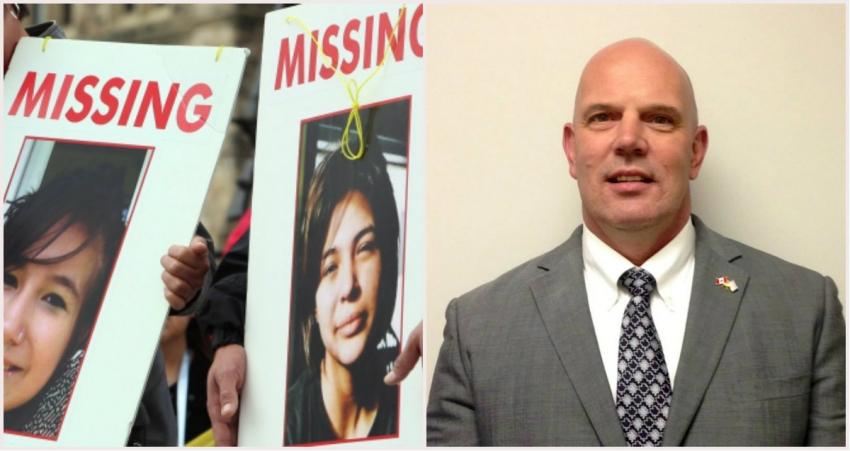 MMAW, Missing and murdered aboriginal women, David Wilks, Stephen Harper