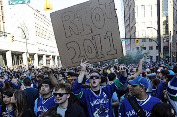 Vancouver 2011 Stanley Cup riots: a retrospective | Vancouver Observer