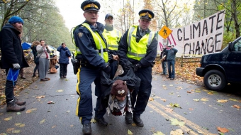 Rights group presses watchdog on CSIS records about Northern Gateway pipeline